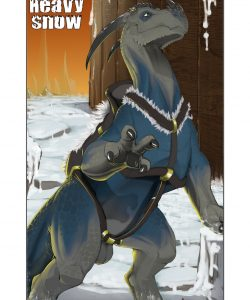 Heavy Snow 001 and Gay furries comics