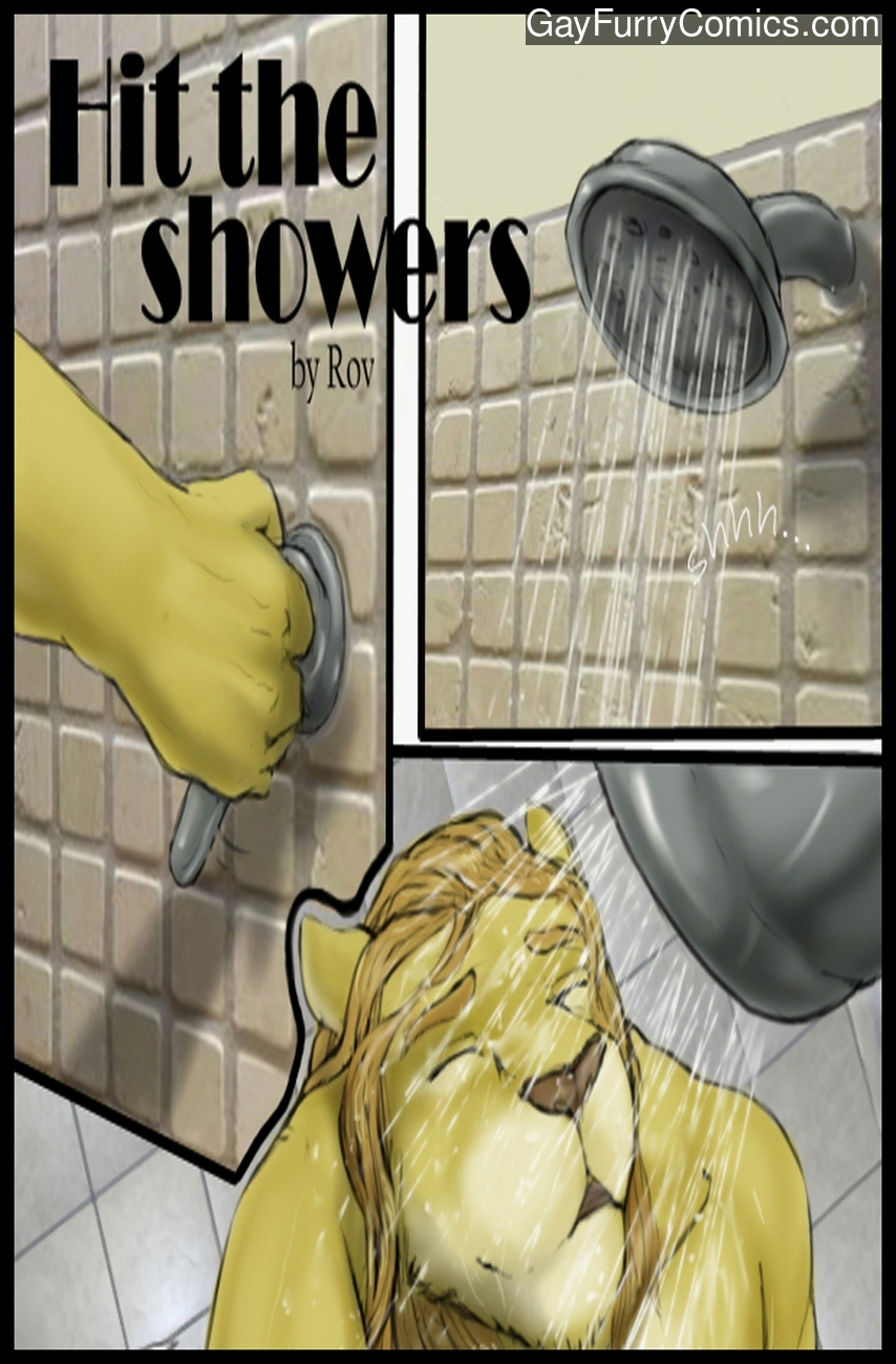 Hit The Showers gay furries