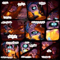 Holy Bone gay furry comic