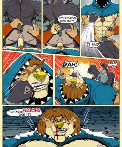 Horn Of Heroes 1 013 and Gay furries comics
