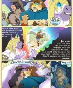 Horn Of Heroes 1 023 and Gay furries comics