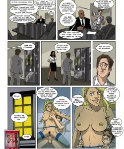Hostile Takeover 005 and Gay furries comics