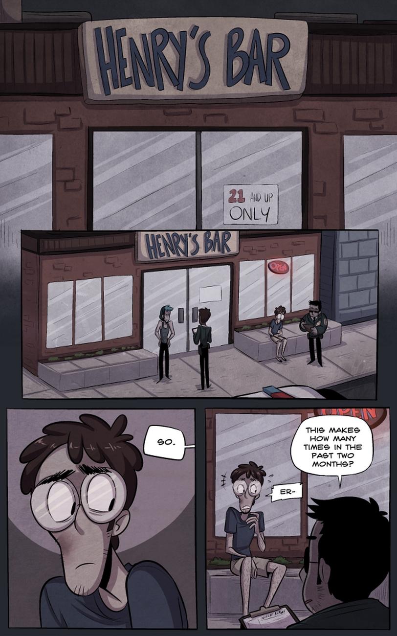 House Arrest gay furry comic
