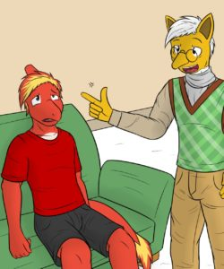 Hypno Sex Therapy 011 and Gay furries comics