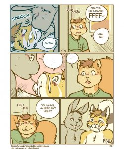 I've Seen It Before 026 and Gay furries comics
