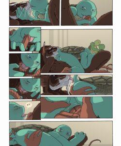 Individual Tastes 004 and Gay furries comics