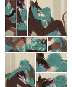 Individual Tastes 005 and Gay furries comics
