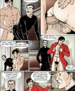 Innocent Country Boy - Confession 019 and Gay furries comics