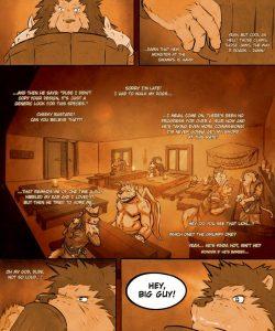 Inu 3 006 and Gay furries comics