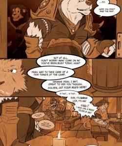 Inu 3 007 and Gay furries comics