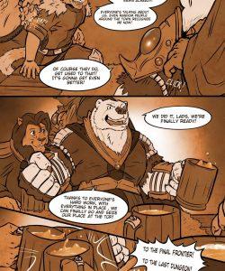 Inu 3 008 and Gay furries comics