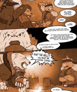 Inu 3 009 and Gay furries comics