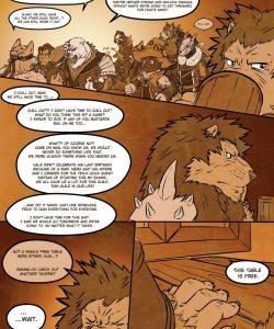 Inu 3 010 and Gay furries comics