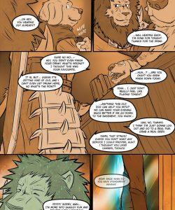 Inu 3 011 and Gay furries comics