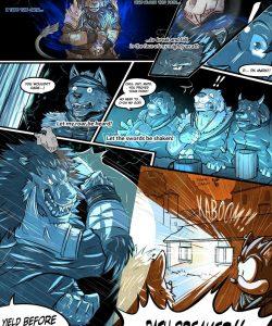 Inu 3 017 and Gay furries comics