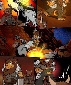 Inu 3 021 and Gay furries comics