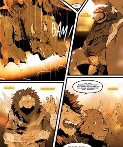 Inu 3 045 and Gay furries comics