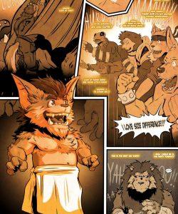 Inu 3 046 and Gay furries comics