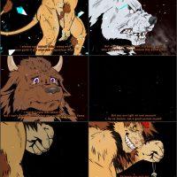 Inu 3 gay furry comic