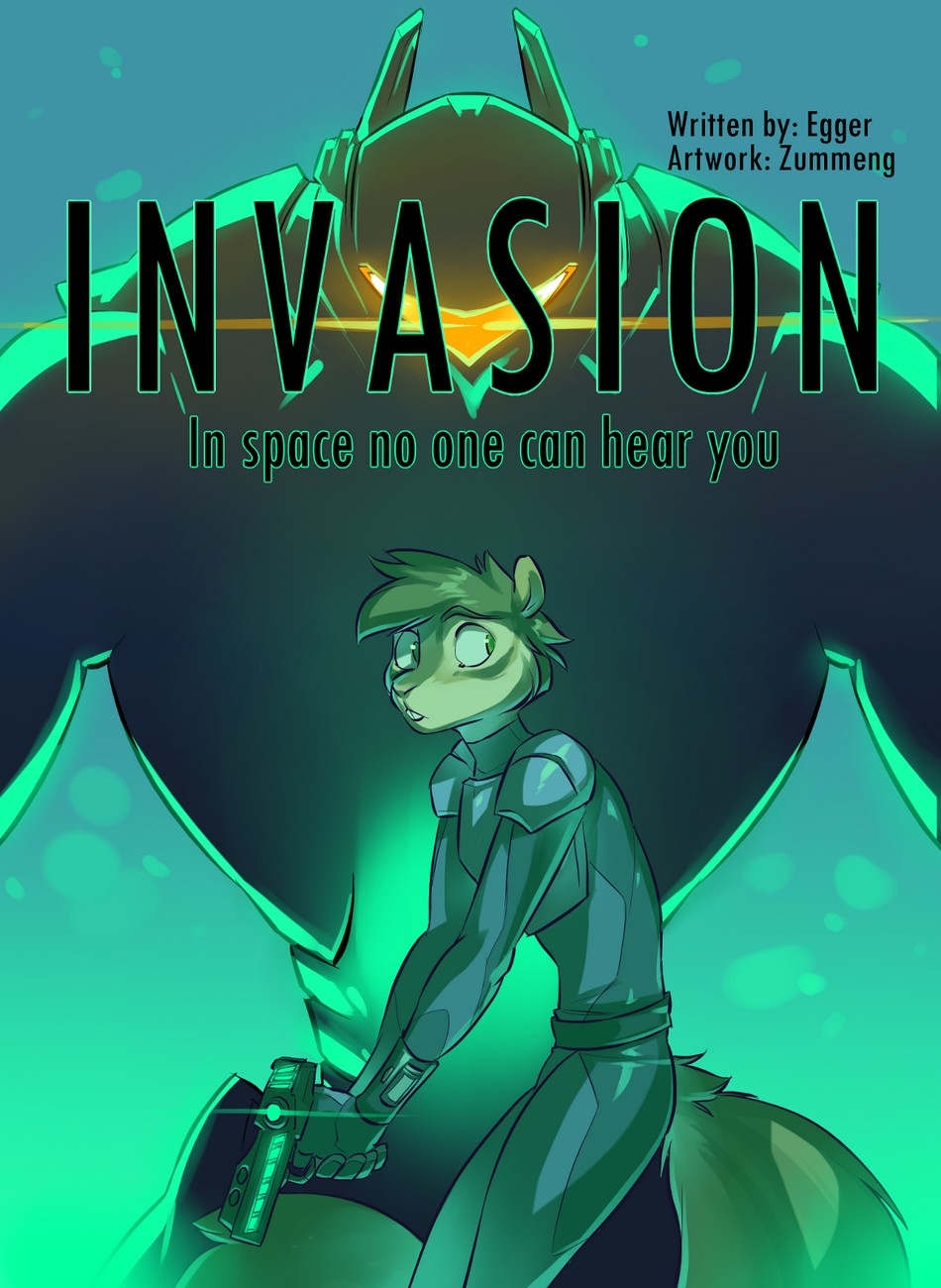 Invasion gay furry comic