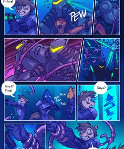 Invasion 006 and Gay furries comics