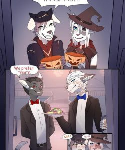 It's Never Too Late To Trick Or Treat 002 and Gay furries comics