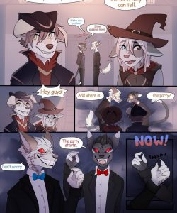 It's Never Too Late To Trick Or Treat 005 and Gay furries comics