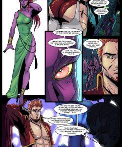 JOX - Treasure Hunter 2 003 and Gay furries comics