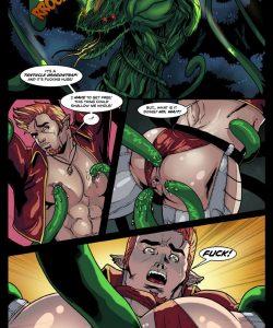 JOX - Treasure Hunter 2 006 and Gay furries comics