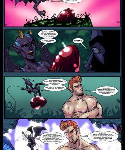 JOX - Treasure Hunter 2 011 and Gay furries comics