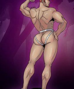 JOX - Treasure Hunter 2 013 and Gay furries comics