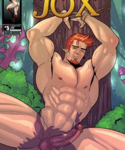 JOX – Treasure Hunter 5 gay furry comic
