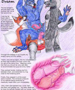 Joe's Dream 013 and Gay furries comics