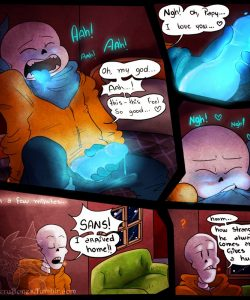 Just A One Night 005 and Gay furries comics