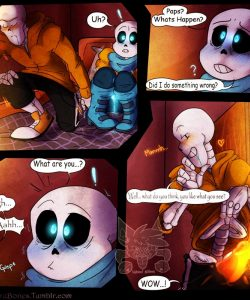 Just A One Night 011 and Gay furries comics