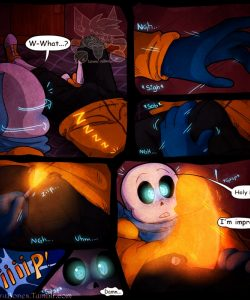 Just A One Night 017 and Gay furries comics