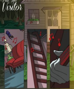 Just Your Problem 2 - Visitor 001 and Gay furries comics