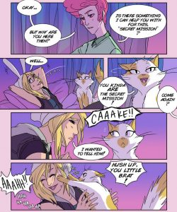 Just Your Problem 3 - Showtime 004 and Gay furries comics