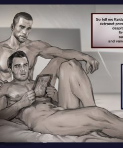 Kaidan Porn Week 002 and Gay furries comics