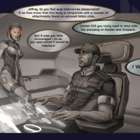 Kaidan Porn Week gay furry comic