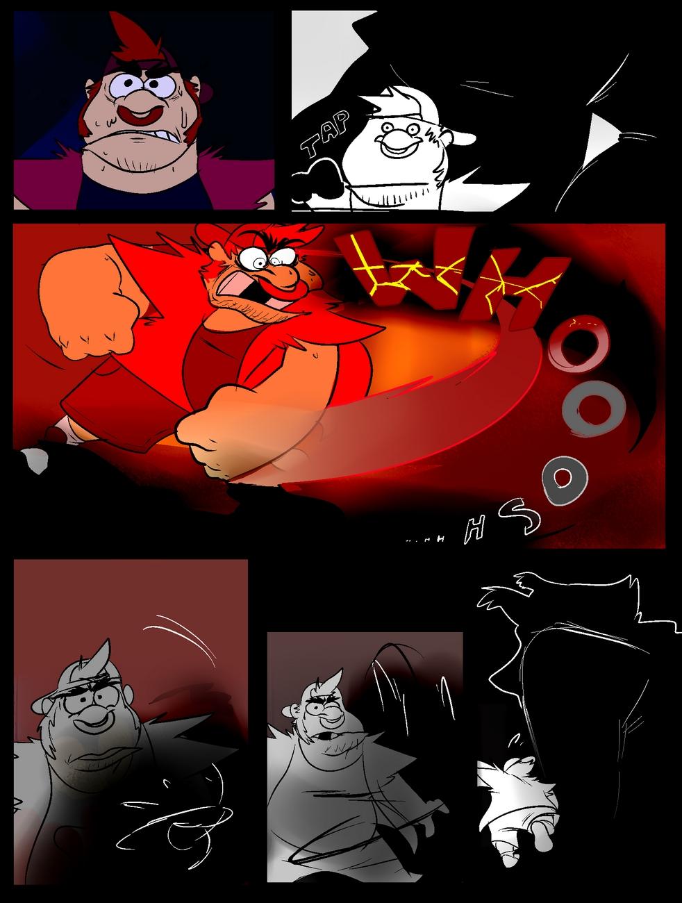 Karma And The Bully gay furry comic