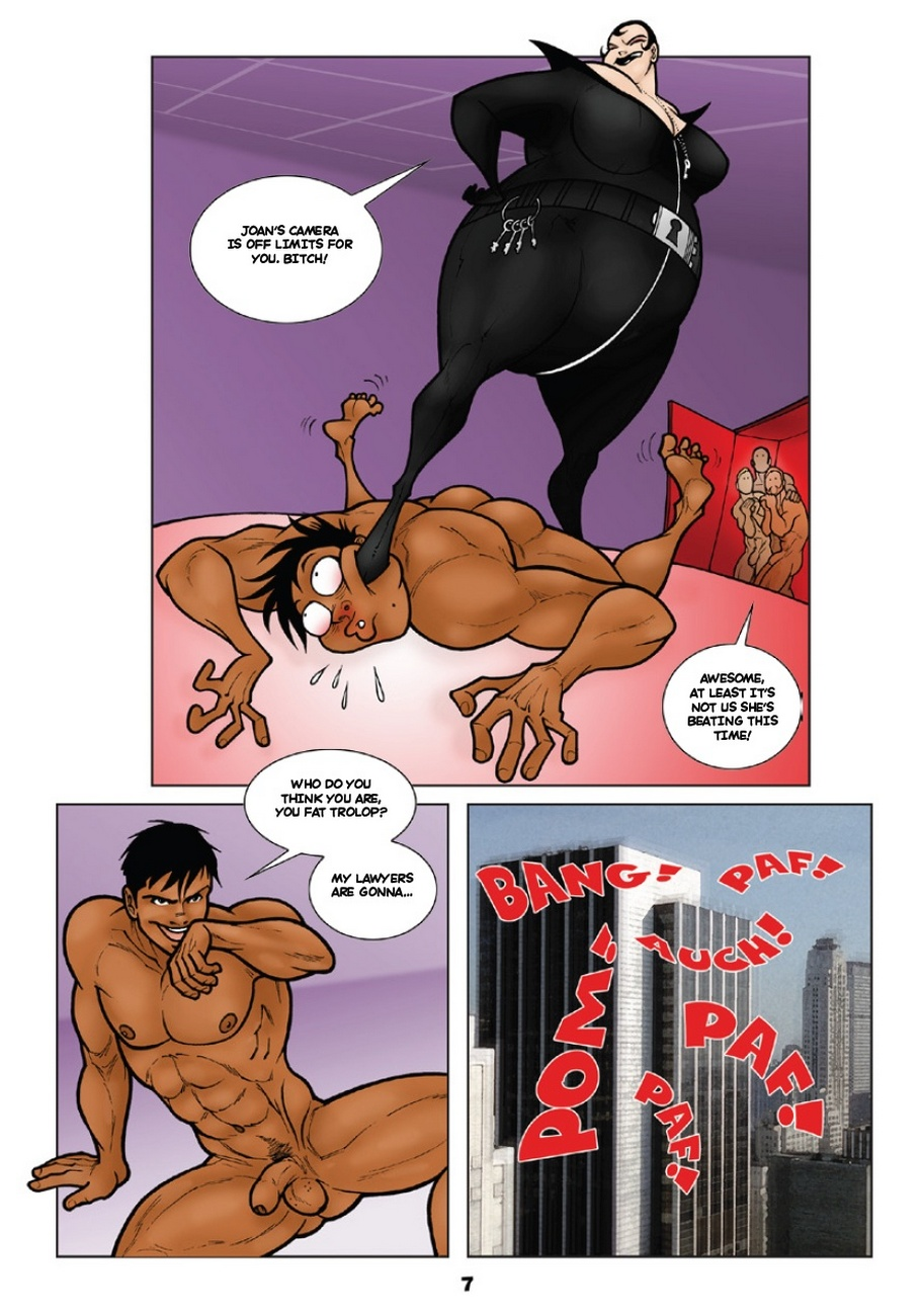 Keys 2 – Abracadabra gay furry comic