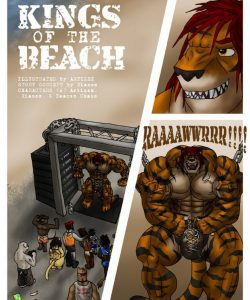 Kings Of The Beach 001 and Gay furries comics