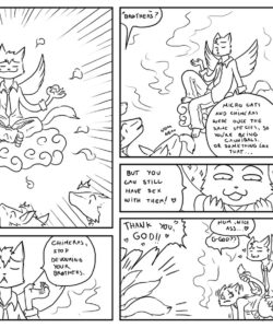 Kit 1 004 and Gay furries comics