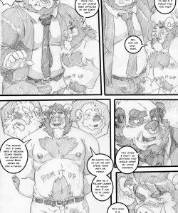Kuma Senshi No Bokki - Christmas Special 2017 004 and Gay furries comics