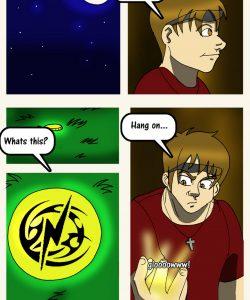 Lightning Fursona Transformation 001 and Gay furries comics