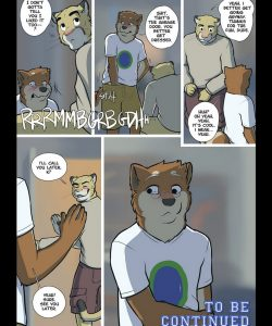 Little Buddy 1 gay furry comic