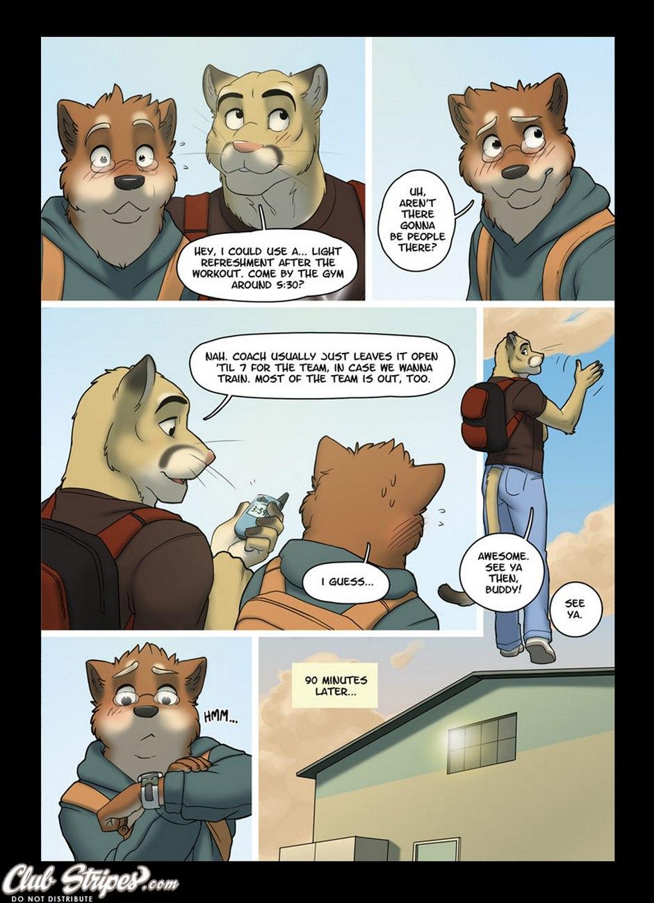 Little Buddy 2 gay furry comic