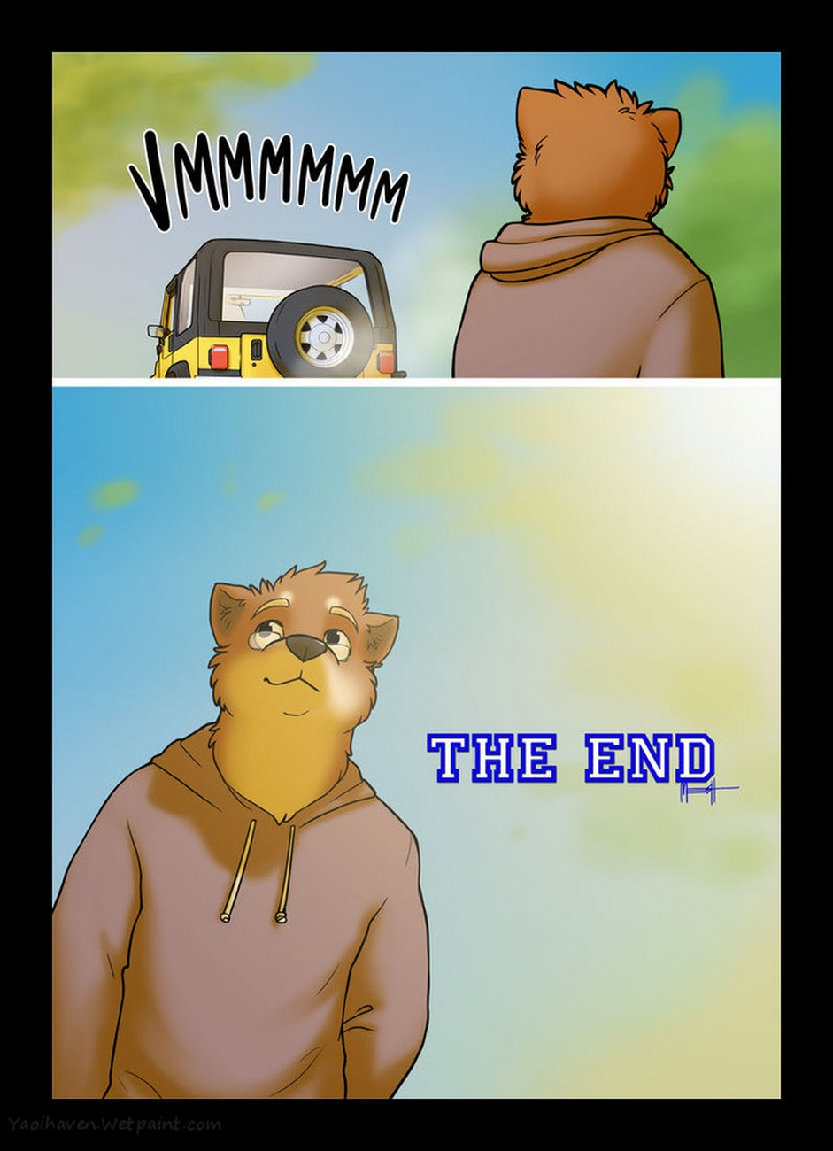 Little Buddy 3 gay furry comic