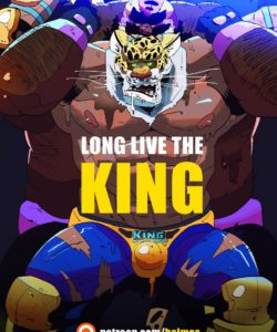 Long Live The King 1 001 and Gay furries comics